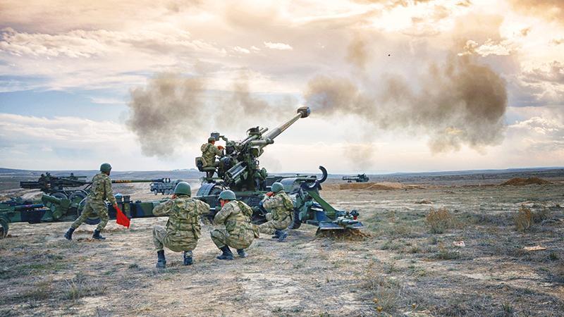 Allah (CC) Kahraman Türk Silahlı Kuvvetlerimizi En Kısa Sürede Muzaffer Eylesin