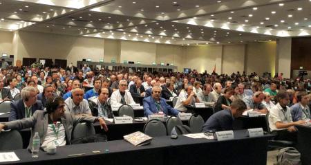 IndustriALL 2. Dünya Kongresi Sona Erdi. Mustafa ŞAHİN IndustriALL Küresel Sendikası İcra Kurulu Üyeliğine Seçildi.