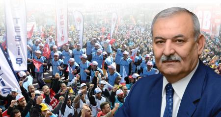 Mustafa Şahin Kıdem Tazminatı Konusunda AA Muhabirinin Sorularını Yanıtladı: